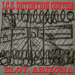 Monday 1/9 -  Monica Campbell - PRI's The World - Family visit day at an ICE Detention Center in AZ