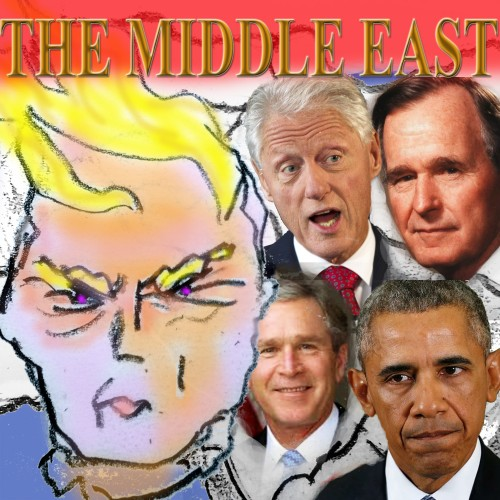 Tuesday 2/14  - Amb. Dennis Ross - A force shaping America's middle east policies since Bush the elder was President ...mideast policies in the Trump Presidency.