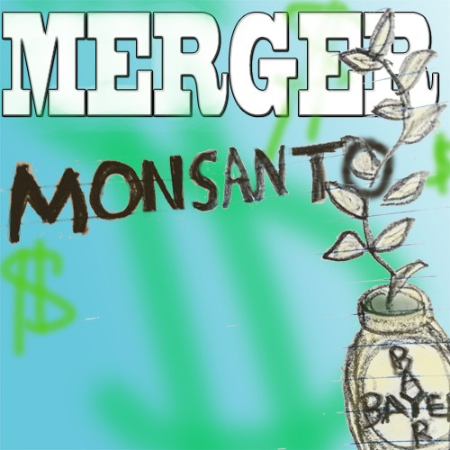 Wednesday 2/15 - Justin Elliot - Pro Publica - President Trump seems to like the proposed Bayer-Monsanto merger...maybe a little too much?