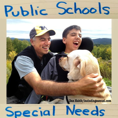 Tuesday 3/14 - Dan Habib - University of New Hampshire Institute on Disabilities - Kids with special needs, and the classroom programs for them