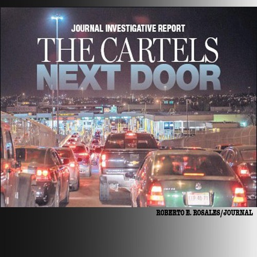Wednesday 3/15 - Mike Gallagher - Albuquerque Journal - Trump's wall won't stop illegal narcotics