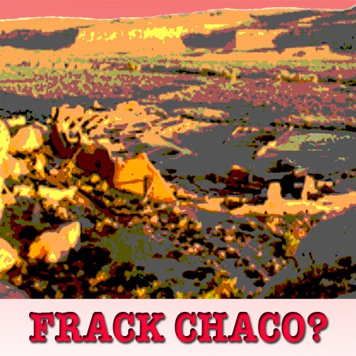 Wednesday 5/17 - Frank Clifford - Pasatiempo - The New Mexican Frackers closing in on Chaco Canyon and its historic sites