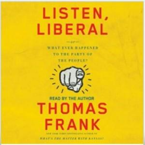 April 7, 2016 - Thomas Frank