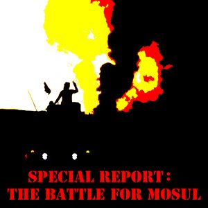 Thursday 11/10 - Christopher Livesay - PBS Newshour - The Battle for Mosul
