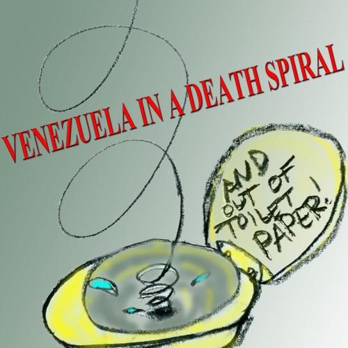 Thursday 2/9 - Joshua Goodman, AP - Venezuela goes from bad to worse