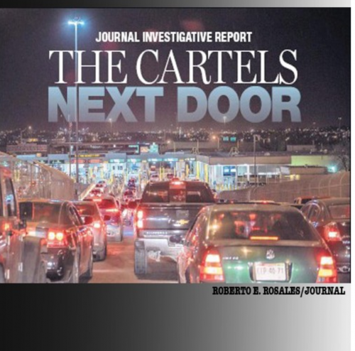 Monday 5/29 - Mike Gallagher - ABQ Journal - Why Trump's wall won't stop the drug cartels