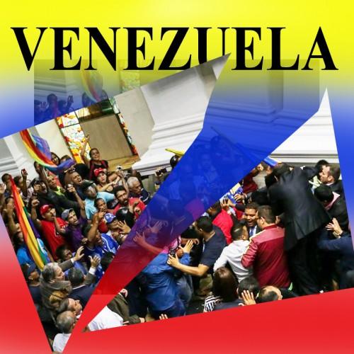 A Pro-Maduro Mob Attacks the Venezuelan Parliament.  Can Things Get Worse? - Joshua Goodman, AP - Monday 7/10