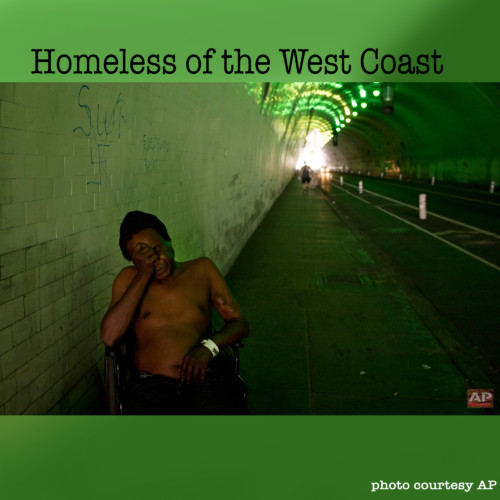 Homelessness emergency on the West Coast - Gillian Flaccus, AP - Tuesday 12/5