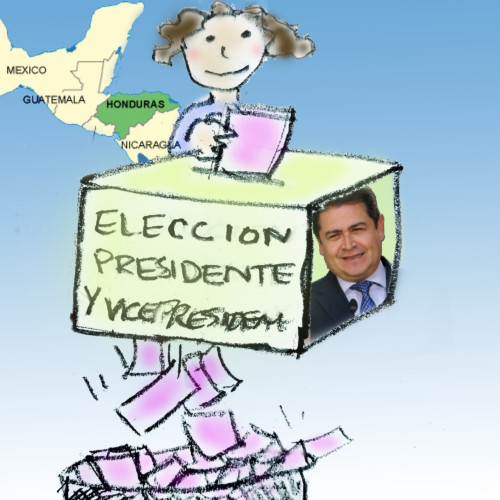 The Honduran Presidential election…14 protesters killed…still no final decision - Christopher Sherman, AP - Monday 12/18