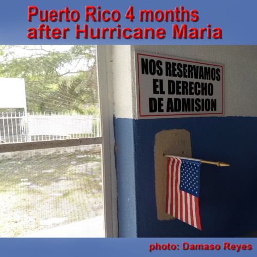 Does Puerto Rico undercount its Hurricane death toll (and overestimate property damage)? - Julio Ricardo Varela, Futuro Media, Latino USA - Tuesday 1/30