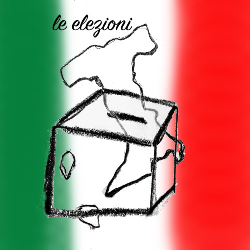 Sorting out the confusion created by voters in the Italian National elections. - PBS Newshour - Christopher Livesay - Monday 4/9