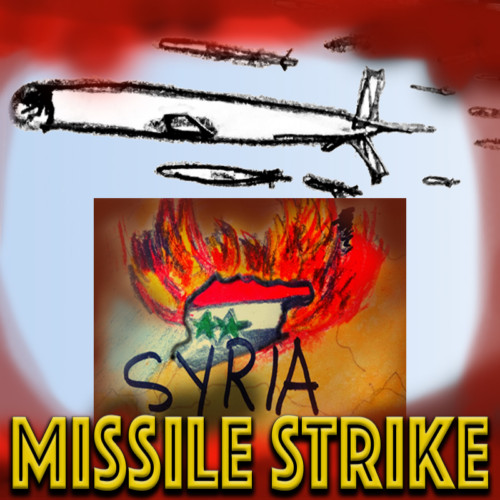 The Missile Attack and the War in Syria - Charles Glass - Author, Syria Burning - Monday 4/23
