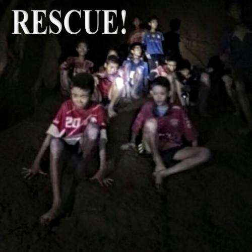 The Thai Cave Rescue - Tassanee Vejpongsa, AP