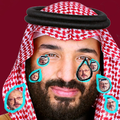 Emile Nakleh, UNM - The US, Saudi Arabia and the Kashoggi Murder