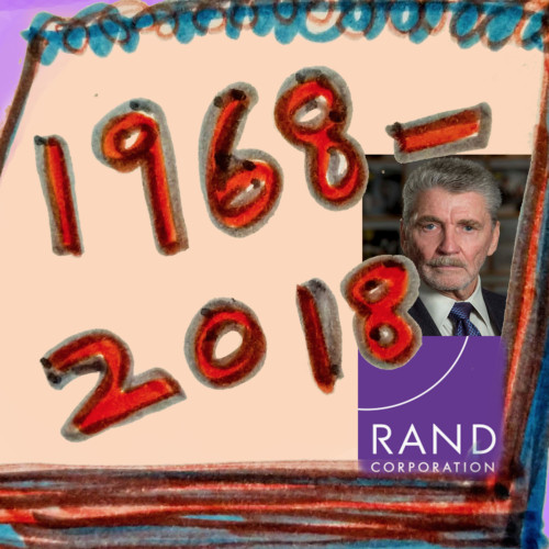 Brian Michael Jenkins, RAND Corporation - 50 Years Studying Terrorism