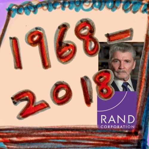 Brian Michael Jenkins, RAND Corporation - 50 Years Studying Terrorism