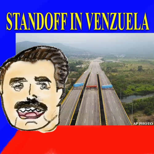 Josh Goodman, AP - Venezuelan Crisis Deepens