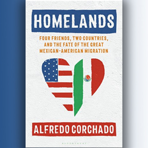 Alfredo Corchado, Dallas Morning News - Borderlands and Mexican-American Identity