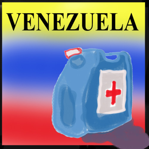 Joshua Goodman, AP - Red Cross in Venezuela