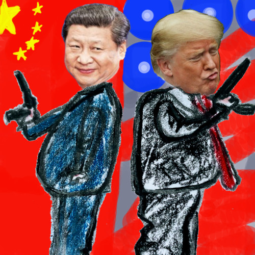 John Feffer, The Nation - US/ China Trade War