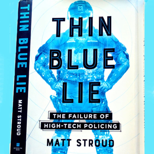 Matt Stroud, Author - Thin Blue Lie