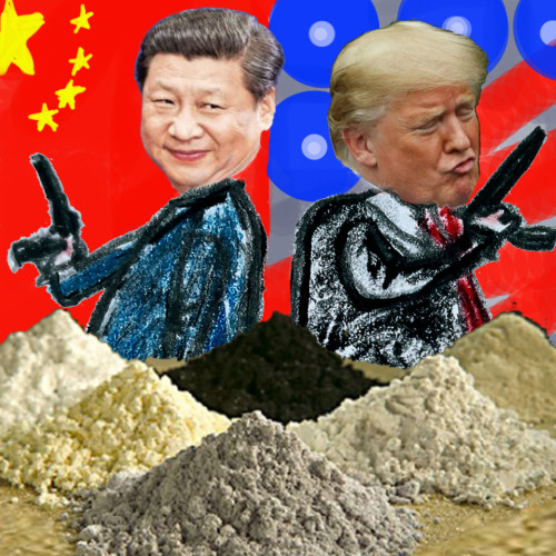 Keith Johnson, Corespondent for Foreign Policy - Rare Earths and the US/China Trade War