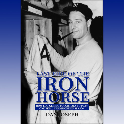 Dan Joseph, author - The Last Ride of the Iron Horse