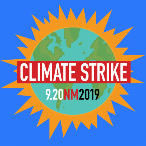 Artemisio Romero y Carver, YUCCA - Bringing Greta Thunberg's Climate Action Crusade to Santa Fe