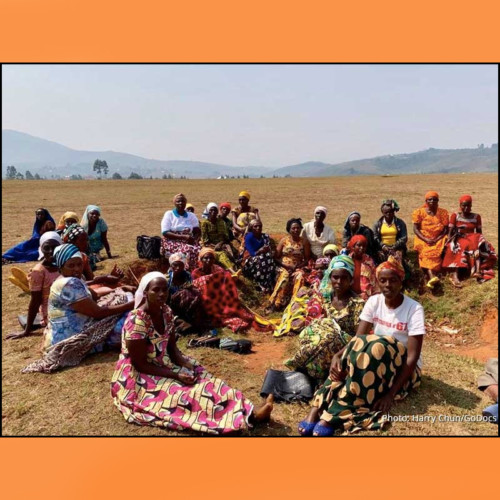 Dr Andrew Lustig, Global Outreach Doctors - Helping the Woman of the Democratic Republic of Congo