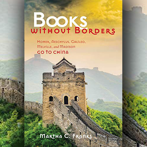 Martha Franks, Author - Books Without Borders