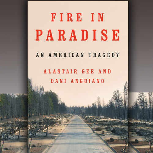 Dani Anguiano, Author - Fire in Paradise, California