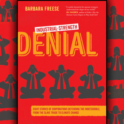 Barbara Freese, Author - Industrial-Strength Denial