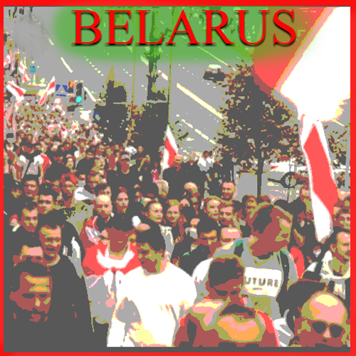 Christopher Livesay, CBS News - Covering the Election Fallout in Belarus