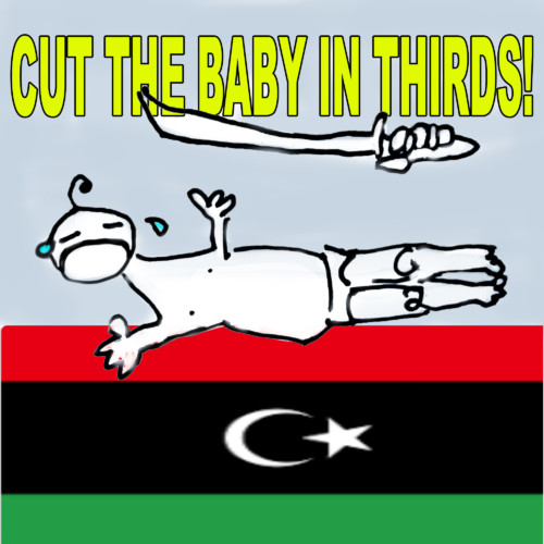 Mustafa Fetouri, Middle East Monitor - Proxy war in Libya complicated by third governing force
