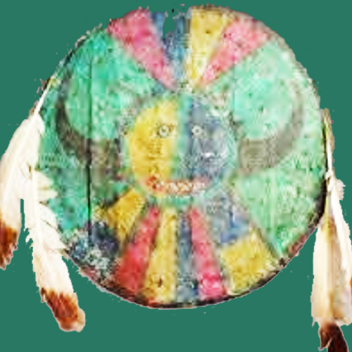 Elena Saavedra Buckley, High Country News - Reuniting a sacred shield with its Acoma Pueblo owners