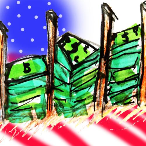 Jeremy Schwartz, Texas Tribune - Who is getting rich off Trump's wall?