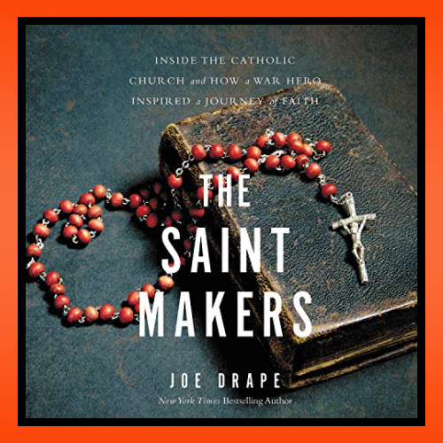 Joe Drape, author - The Saint Makers