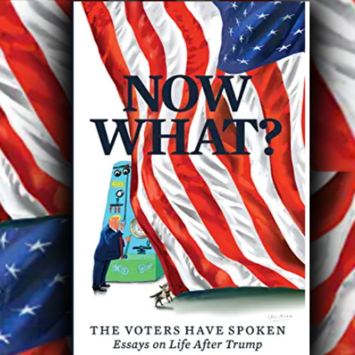 Michael Powell, NY Times - Now What? Essays on Life After Trump