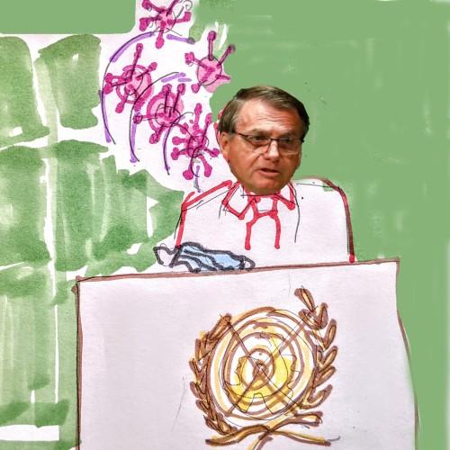 Mauricio Savarese, Author - Dilma's Downfall